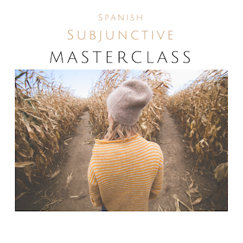 Subjuntivo Masterclass