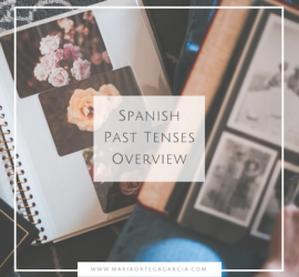 Spanish Past Tenses Overview