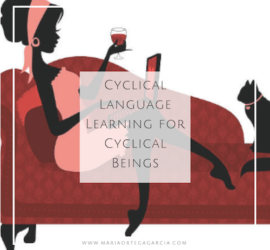 Cyclical Beings Cyclical Language Learning